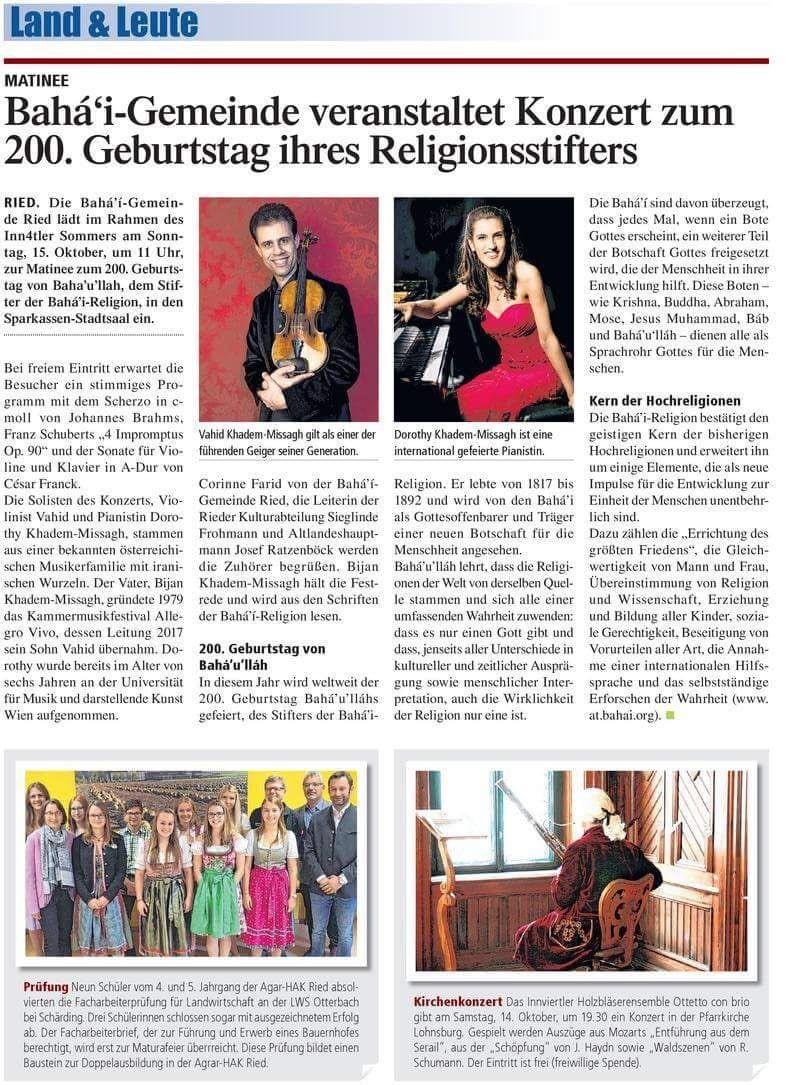 Artikel aus Bruck